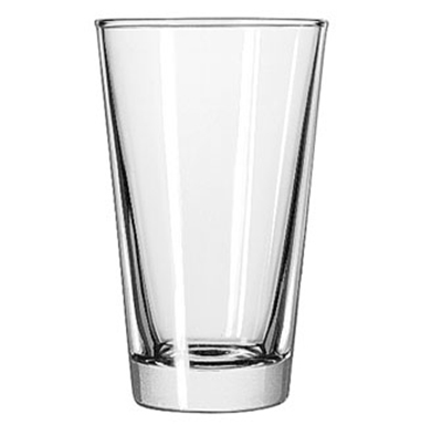 Libbey Glass 15141 14-oz DuraTuff Restaurant Basics Coo