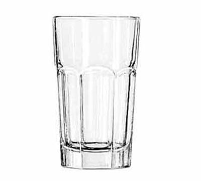 Libbey Glass 15239 7-oz DuraTuff Gibraltar Hi-Ball Glass