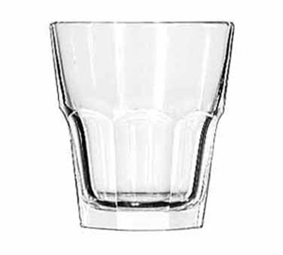 Libbey Glass 15249 5.5-oz DuraTuff Gibraltar Rocks Glass