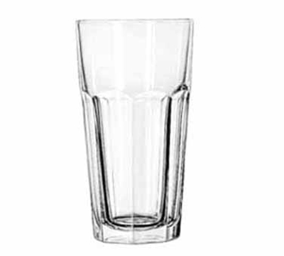 Libbey Glass 15253 22-oz DuraTuff Gibraltar Iced Tea Glass