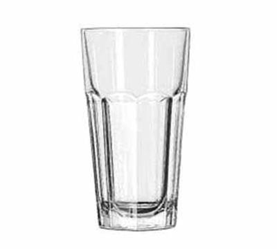 Libbey Glass 15256 16-oz DuraTuff Gibraltar Tall Cooler Glass