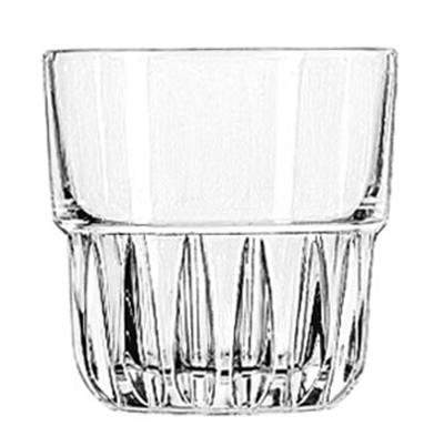 Libbey Glass 15434 9-oz DuraTuff Everest Rocks Glass