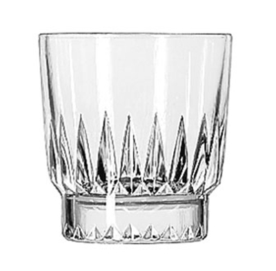 Libbey Glass 15453 5.5-oz DuraTuff Winchester Rocks Glass