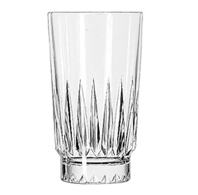 Libbey Glass 15456 8.75-oz DuraTuff Winchester Hi-Ball Gl