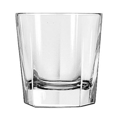 Libbey Glass 15482 12.25-oz DuraTuff Inverness Double Old Fashi