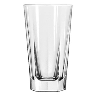 Libbey Glass 15483 12-oz DuraTuff Inverness Beverage Glass