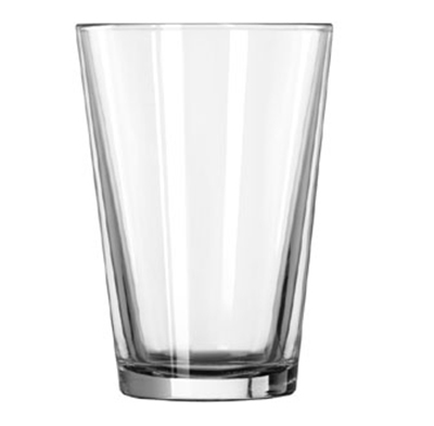 Libbey Glass 15585 9-oz DuraTuff Restaurant Basics Hi-Ball Glass - Safedge Rim
