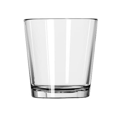 Libbey Glass 15587 12-oz DuraTuff Restaurant Basics Double Old Fashioned