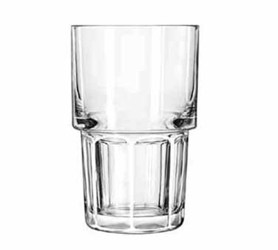 Libbey Glass 15656 9-oz DuraTuff Gibraltar Stackable Hi-Ball Glass