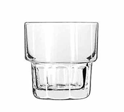 Libbey Glass 15659 9-oz DuraTuff Gibraltar Stackable Roc