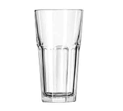 Libbey Glass 15665 20-oz DuraTuff Gibraltar Cooler Glass