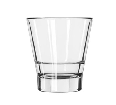 Libbey Glass 15712 12-oz DuraTuff Endeavor Double Old Fashioned Glass