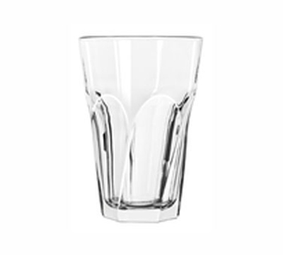 Libbey Glass 15747 12-oz Gibraltar Twist Beverage Glass