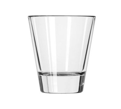 Libbey Glass 15807 7-oz DuraTuff Elan Rocks Glass