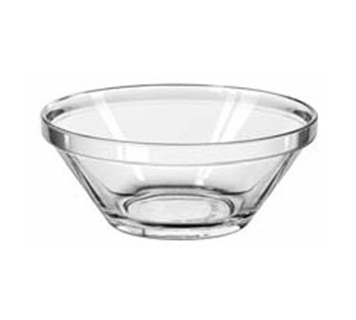 Libbey Glass 15854 12-oz Duratuff Glass Stacking Bowl