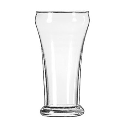 Libbey Glass 15 7-oz Heavy Base Pilsner Glass - Safedge Rim Guarantee