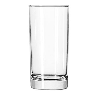 Libbey Glass 161 10.25-oz Heavy Base Hi-Ball glass - Safedge R