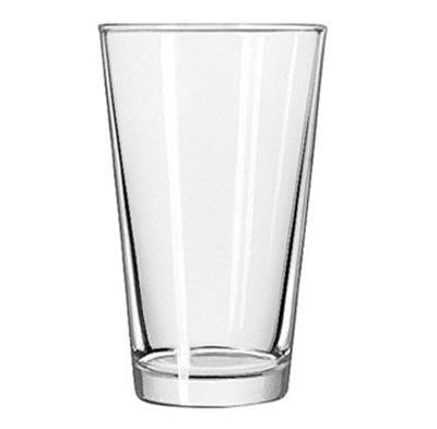 Libbey Glass 1639HT 16-oz DuraTuff Restaurant Basics Mixing Glass