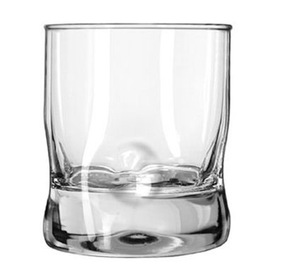 Libbey Glass 1767591 11.75-oz Crisa Impressions Double Old Fashioned Gl