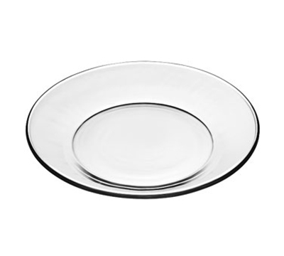 "Libbey Glass 1788491 7.5"" Crisa Moderno Tempered Salad Dessert Plate"