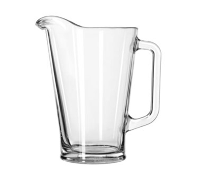 Libbey Glass 1792421 37-oz Glass Beer Pitcher