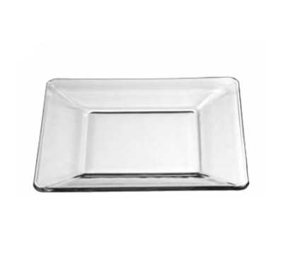 "Libbey Glass 1794709 8"" Tempo Square Salad Plate"