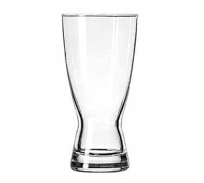 Libbey Glass 183 15-oz Hourglass Design Pilsner Gla