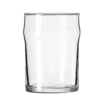 Libbey Glass 1910HT 10-oz NO-NIK Room Tumbler Glass - Safedge Rim
