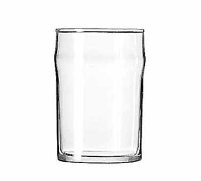 Libbey Glass 1917HT 7.75-oz NO-NIK Beverage Glass - Safedge Rim