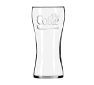 Libbey Glass 2116 17-oz Diet Coke Imprinted Beverage Glass