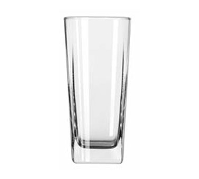 Libbey Glass 2208 10.5-oz Quartet Square Base Cooler Glass