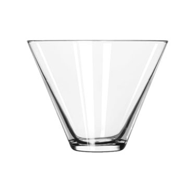 Libbey Glass 224 13.5-oz Stemless Martini Glass