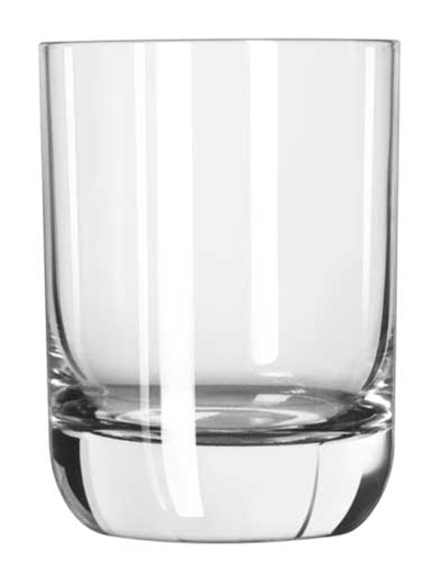 Libbey Glass 2292SR 11-oz Envy Heavy Sham Rocks Glass - Sheer Rim