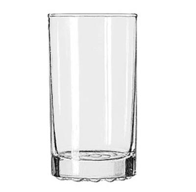 Libbey Glass 23186 8-oz Nob Hill Hi-Ball Glass - Safedge Rim Guarantee