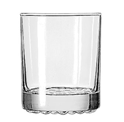 Libbey Glass 23286 7.75-oz Nob Hill Old Fashioned Glass - Safedge Rim Guarantee