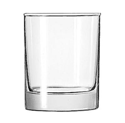 Libbey Glass 2328 7.75-oz Lexington Old Fashioned Glass - Safedge Rim Guarantee