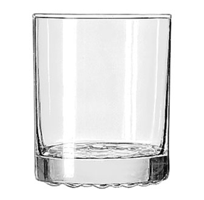 Libbey Glass 23396 12.25-oz Nob Hill Double Old Fashioned Glass - Safedge Rim