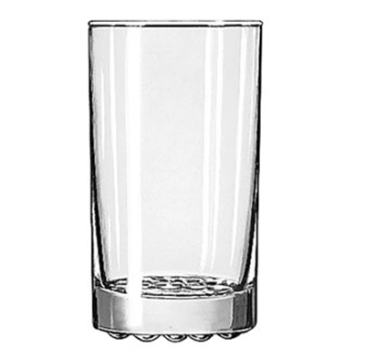 Libbey Glass 23596 11.25-oz Nob Hill Beverage Glass - Safedge Rim Guarantee