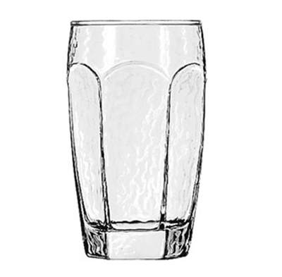 Libbey Glass 2488 12-oz Chivalry Beverage Glass - Safedge Rim Guarantee