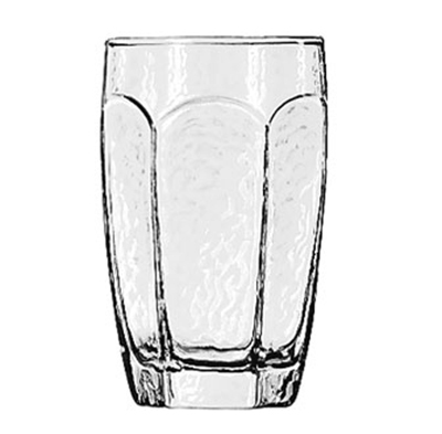 Libbey Glass 2489 10-oz Chivalry Beverage Glass - Safedge Rim Guarantee