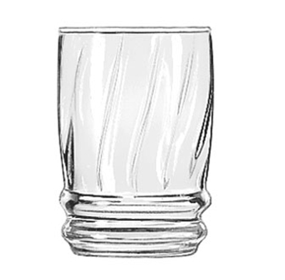 Libbey Glass 29011HT 6-oz Cascade Juice Glass - Safedge Rim Guarantee