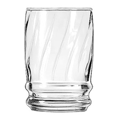 Libbey Glass 29211HT 10-oz Cascade Beverage Glass - Safedge Rim