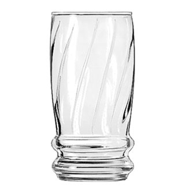 Libbey Glass 29411HT 12-oz Cascade Beverage Glass - Safedge Rim