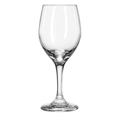 Libbey Glass 3011 14-oz Perception Tall Banquet Goblet - Safedge Rim & Foot