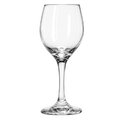 Libbey Glass 3065 8-oz Perception Wine Glass - Safedge Rim & Foot