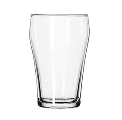 Libbey Glass 30 6.75-oz Bell Soda Fountain Glass - Safedge Rim Guarantee