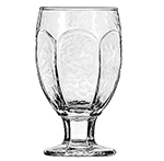 Libbey Glass 3211 10.5-oz Chivalry Banquet Goblet - Safedge Rim & Foot Guarantee