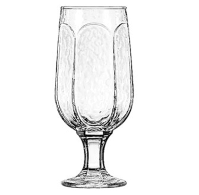 Libbey Glass 3228 12-oz Chivalry Beer Glass - Safedg