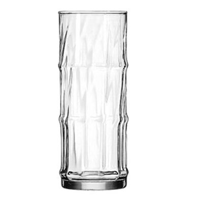 Libbey Glass 32802 16-oz Hurricane Cooler Glass - Safedge Rim Guarantee