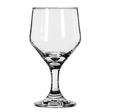 Libbey Glass 3364 8.5-oz Estate Wine Gla